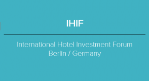 2019 IHIF - INTERNATIONAL HOTEL INVESTMENT FORUM