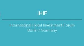 2019 IHIF - INTERNATIONAL HOTEL INVESTMENT FORUM