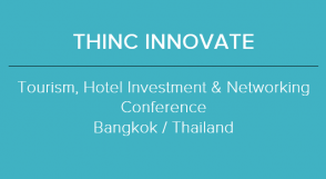 THINC INNOVATE - TOURISM, HOTEL INVESTMENT & NETWORKING CONFERENCE
