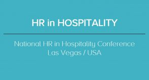 2019 NATIONAL HR IN HOSPITALITY CONFERENCE