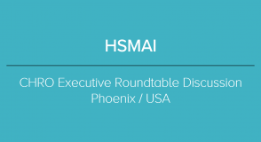 2019 HSMAI - CHIEF HUMAN RESOURCES OFFICER EXECUTIVE ROUNDTABLE