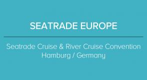 2019 SEATRADE EUROPE - CRUISE & RIVER CRUISE CONVENTION