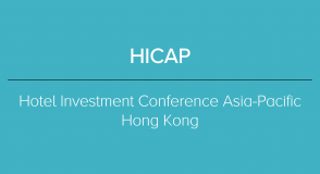 2019 HICAP - HOTEL INVESTMENT CONFERENCE ASIA-PACIFIC